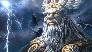 TOP 10 Most Powerful GODS From NORSE Mythology