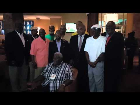 1966 Tangerine Bowl Champions from Morgan State