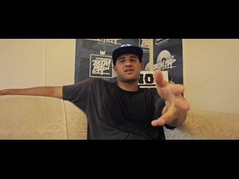 Homeboy Sandman on skills and originality in Hip Hop [Boom Bap Festival 2015]