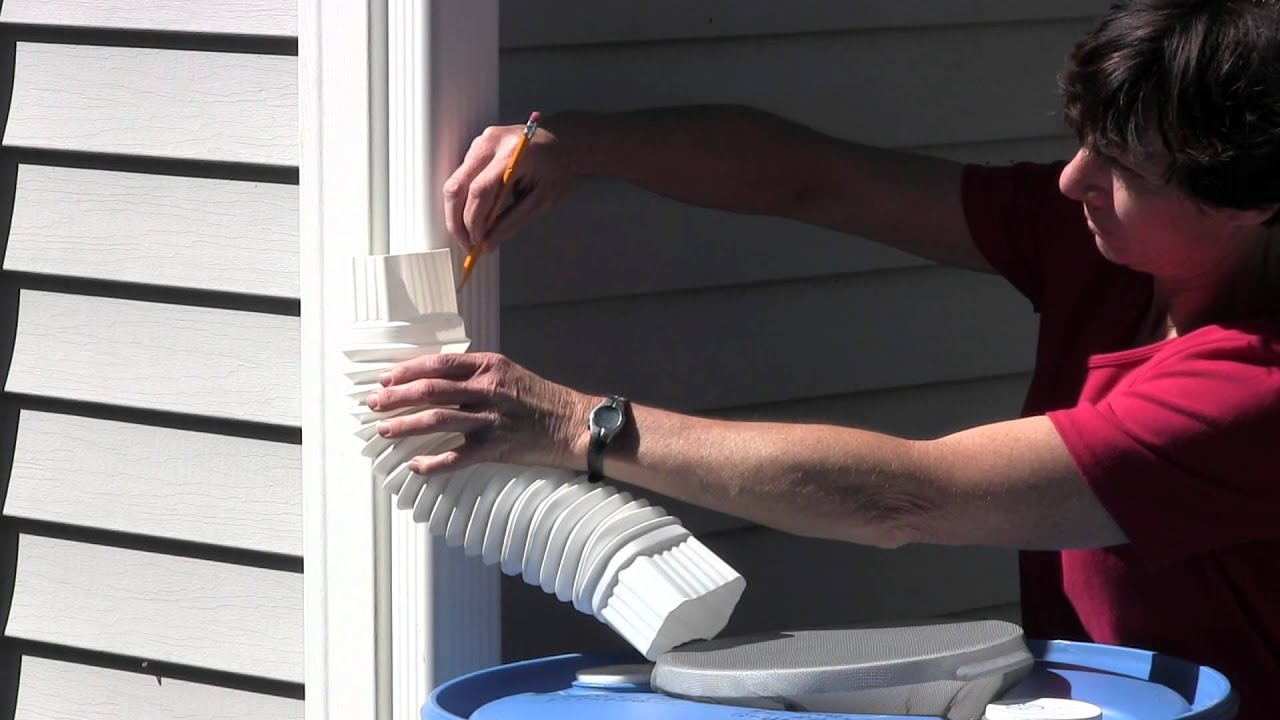 Rutgers Njaes Cooperative Extension How To Install Your Rain Barrel