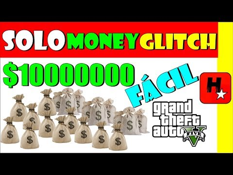 GTA 5 SOLO MONEY GLITCH 1.41 - FAÇA MILHÕES * FÁCIL* (GTA V Money Glitch Solo) EASY MONEY GTA 51.41