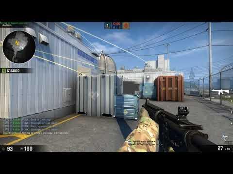 Nuke - Outside control - 2