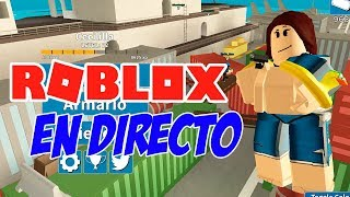 ROBLOX DIRECT - ARSENAL WITH SUBSCRIBERS