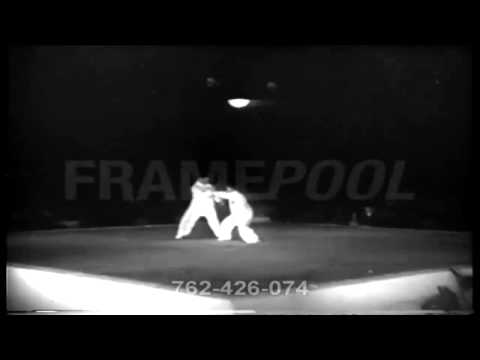 1936 Summer Olympics in Berlin - Closing Ceremony - Kung Fu Demo