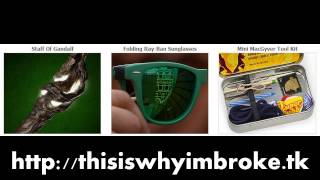 1000 Unusual Gift Ideas For Men Who Have Everything - ThisIsWhyImBroke