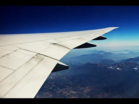 Air Canada B777-300ER Flight Review: AC92 Santiago To Buenos Aires