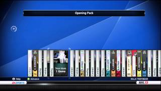 NHL 13| Hockey Ultimate Team| Pack Opening