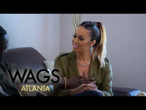 "Telli Swift Thinks She Might Be Pregnant on ""WAGS Atlanta"" | E!"
