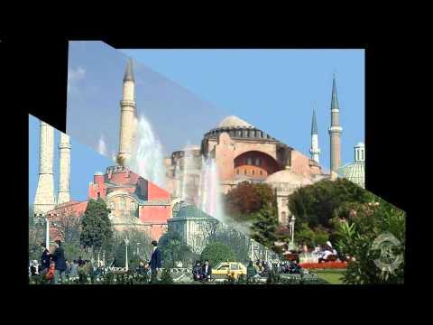 Собор Святой Софии.  Турция.