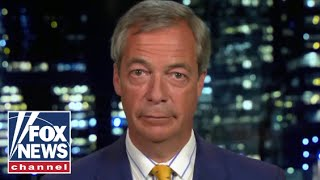 Nigel Farage says 'collapse' of UK Labour Party puts Dems on notice