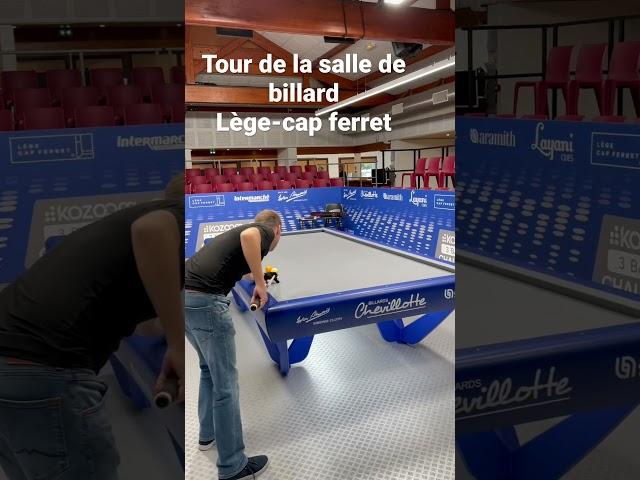 Billard 3 bandes Challenge Cup – Ouverture Lège-Cap Ferret Ep 00 Vertical