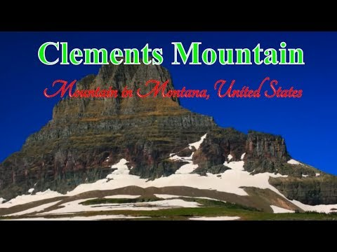 Visiting Clements Mountain, Mountain in Montana, United States