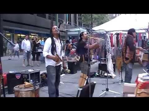 Musica de los Andes / Music of the Andes on 6th Avenue Gracias Erube