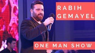 Rabih Gemayel Party 2018 -  Haflet 2018 ربيع جميل