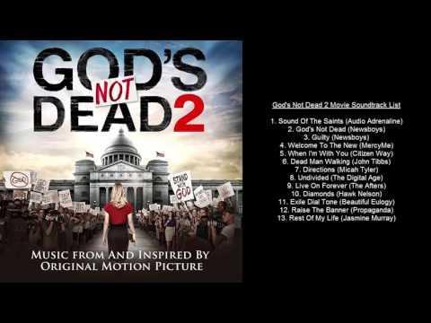 Gods Not Dead 2 Movie Soundtrack List