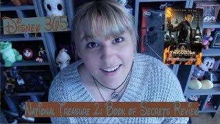 NATIONAL TREASURE 2: BOOK OF SECRETS || A Disney 365 Review