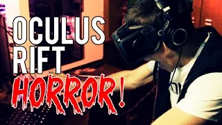 DRESZCZYK EMOCJI! - OCULUS RIFT HORROR! 184 PULS!