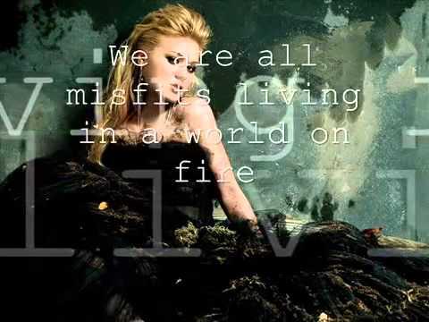 Kelly Clarkson People like us NEW SONG (lyrics)
