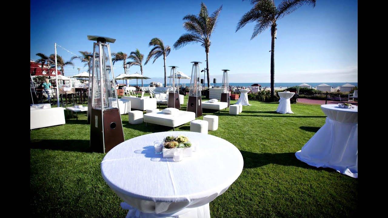 Hotel Del Coronado Windsor Lawn