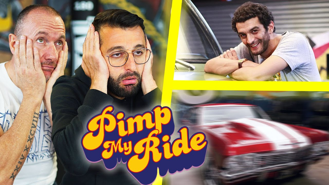 On réagit au pire épisode de Pimp My Ride !