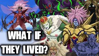 Which Monsters do I wish Saitama DIDN'T Kill?
