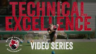 Bowls Technical Excellence Series - The Delivery