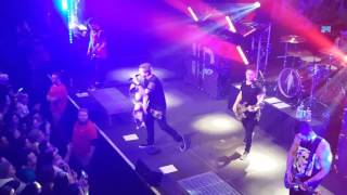 I Prevail - Alone (Live Baltimore 2/14/17)