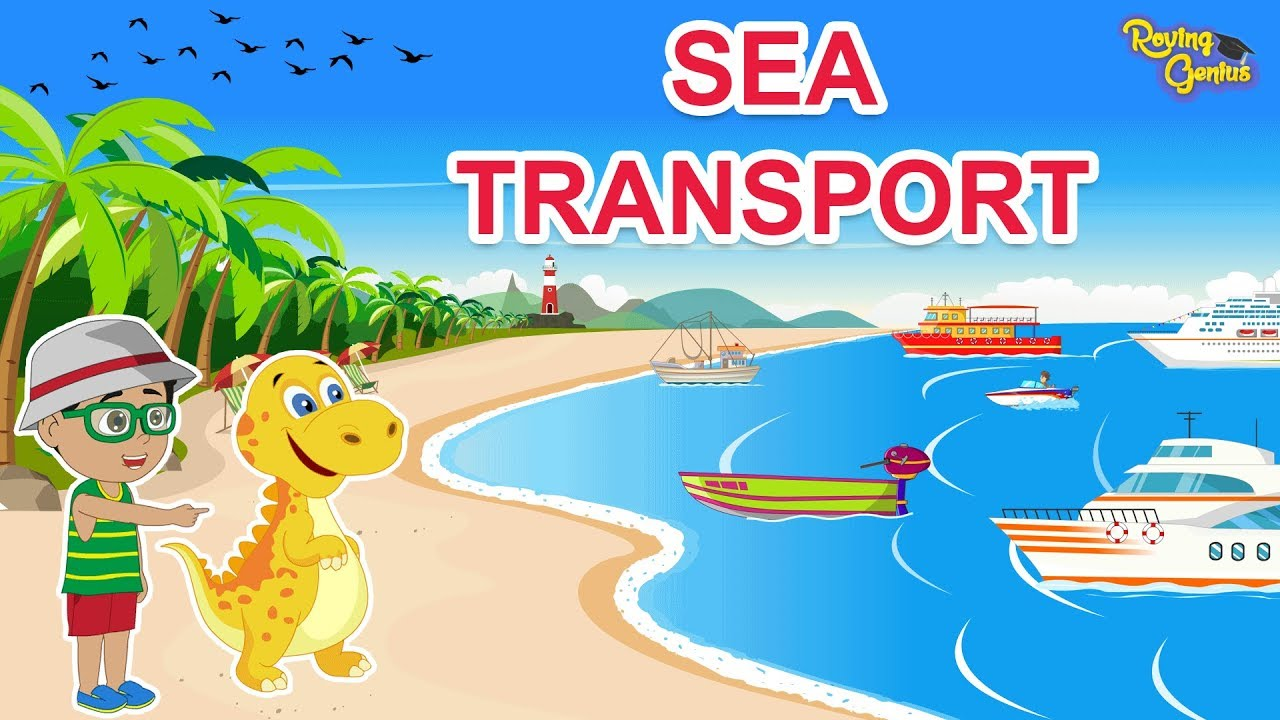 Modes Of Water Transport For Children