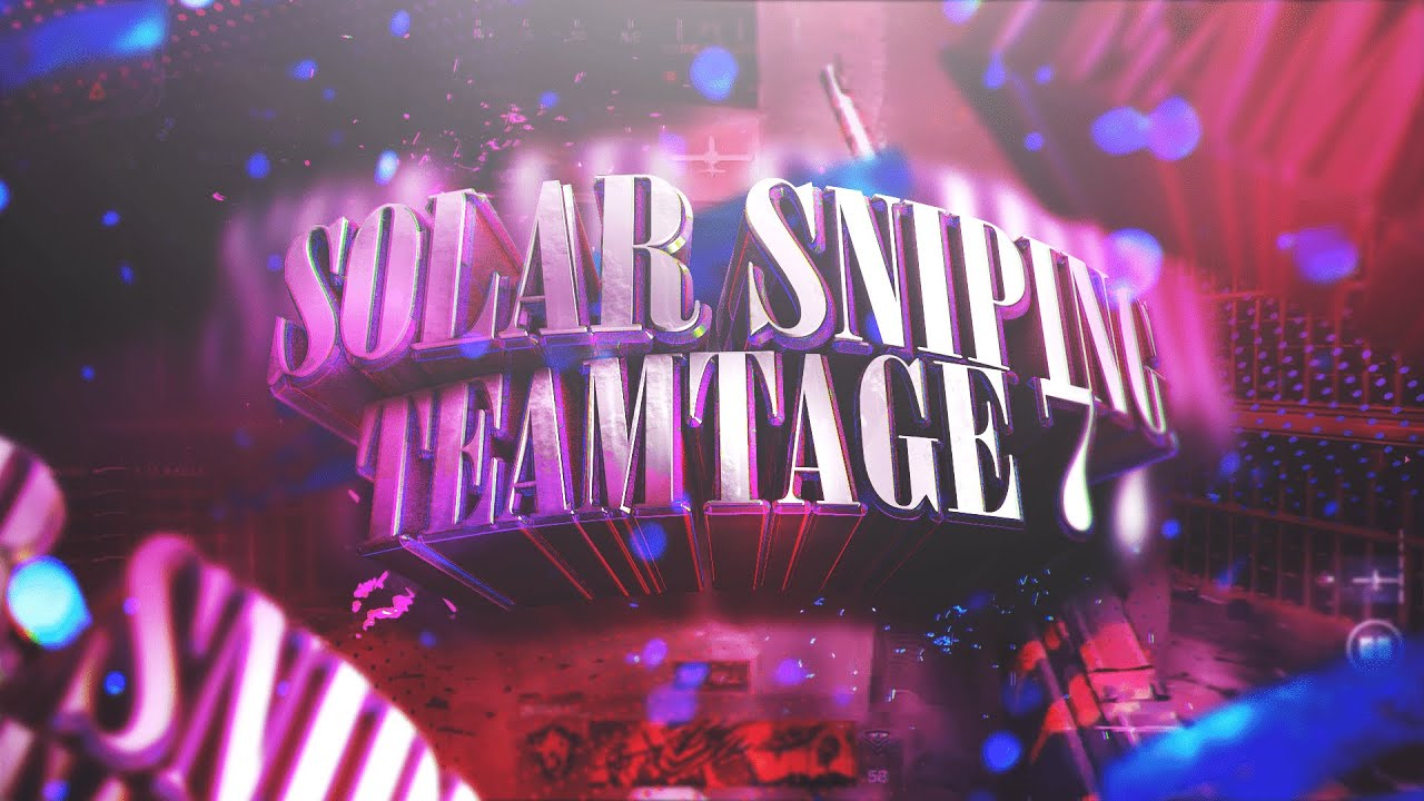 Solar Sniping: Teamtage 7 (Headshots Only)