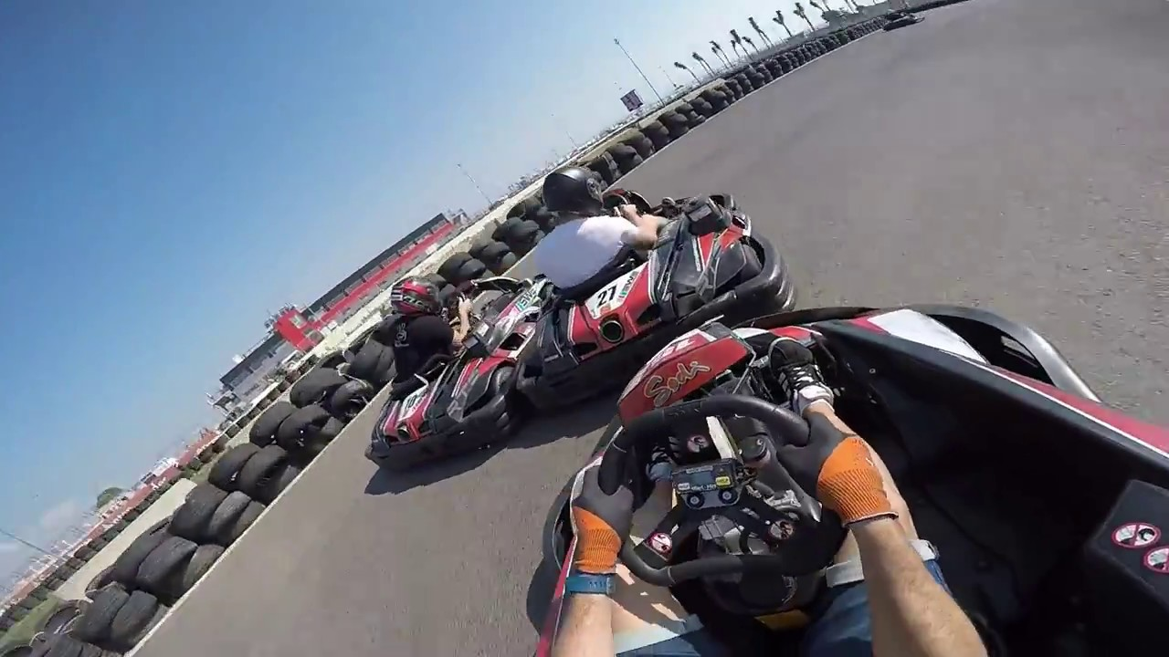 Circuito La Ribera : Karting circuito de la ribera youtube