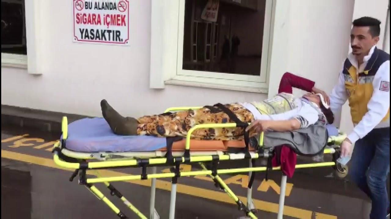 Çeşmeli'de Tarım İşçilerini Taşıyan Midibüs Devrildi: 1 Ölü, 15 Yaralı