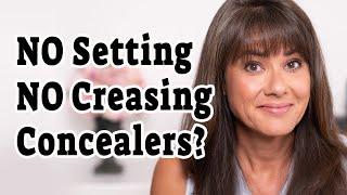 Best Under Eye Concealer | No Creasing |  Over 50