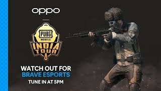 OPPO X PUBG MOBILE India Tour - Group D   Semi Final-- Day 3