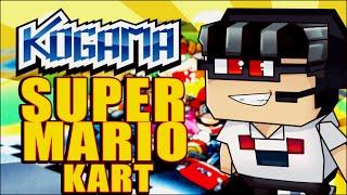 Kogama - Super Mario Kart