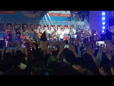 Download Nella kharisma Haning lagu Dayak HUT Barito Utara ke 69 Mp4 baru