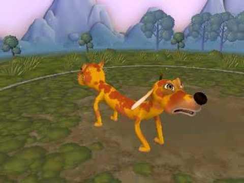 spore-catdog