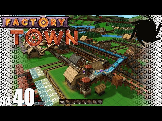 Factory Town - S04E40 - Magic Belts