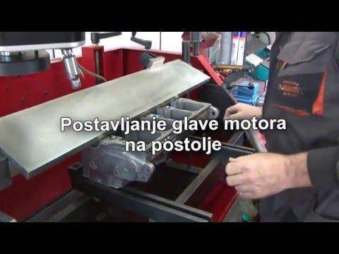 Tool for injector seat repair VW 1.9 tdi pd (now for Mira,Serdi,Berco,Rottler...)