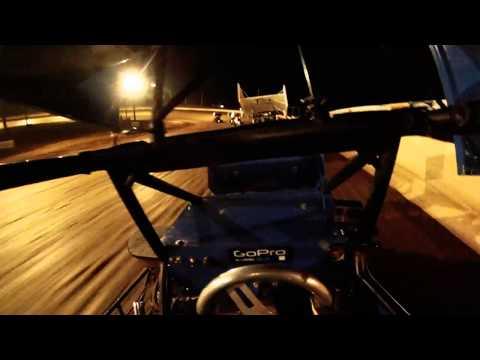 Path Valley Speedway ACMS 600 Sprints Alyssa Rowe Go-Pro Camera