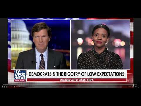 """Candance Owens """"Blacks and Hispanics Can't Think For Themselves"""""""