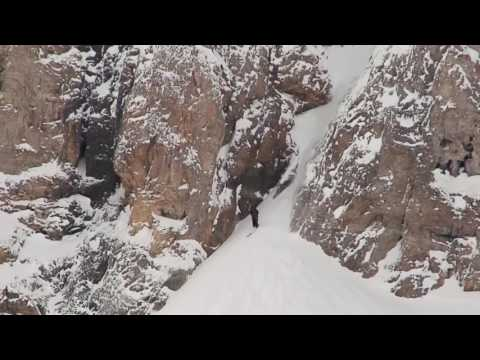 Tierney Going Wild in the Jackson Hole Backcountry