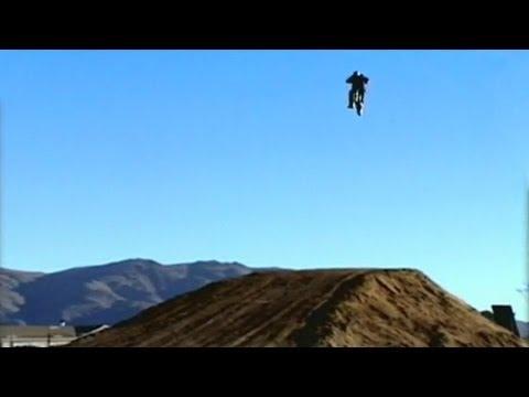 Seth Enslow Motorbike CRASH ***HEAVY***