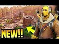 NEW FORTNITE MAP UPDATE! - New Cities and Locations - New Fortnite Gameplay