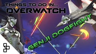 Things to do in Overwatch - Genji Dogfight