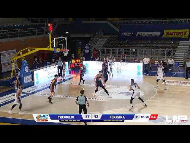 Blu Tv | Highlights BCC Treviglio - Top Secret Ferrara Gara 2 Play Off