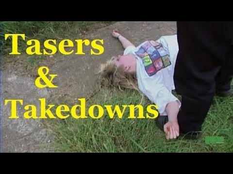 Epic Police Takedowns & Tasers HD