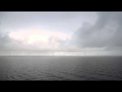 Megawatt from Kattegat - Denmark's Largest Offshore Wind Farm