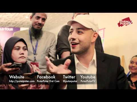 Maher Zain - (Interview) What Language Do You Prefer To Sing Part 004/008