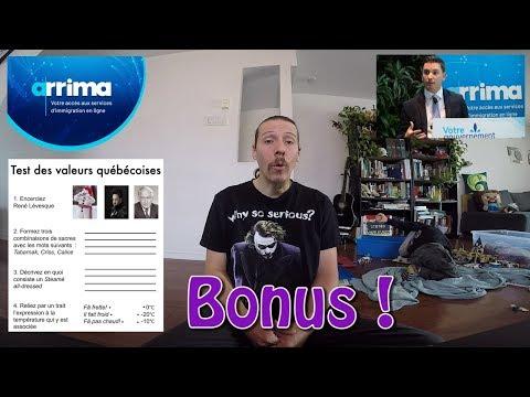 Bonus : les modifications d'Arrima