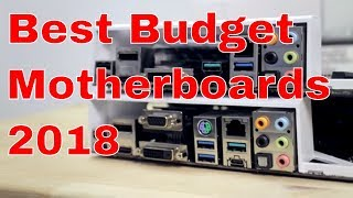 Top 10 Motherboards - Top 10 Best Gaming Budget Motherboards 2018 | Best Motherboards on The Market | Archives Media